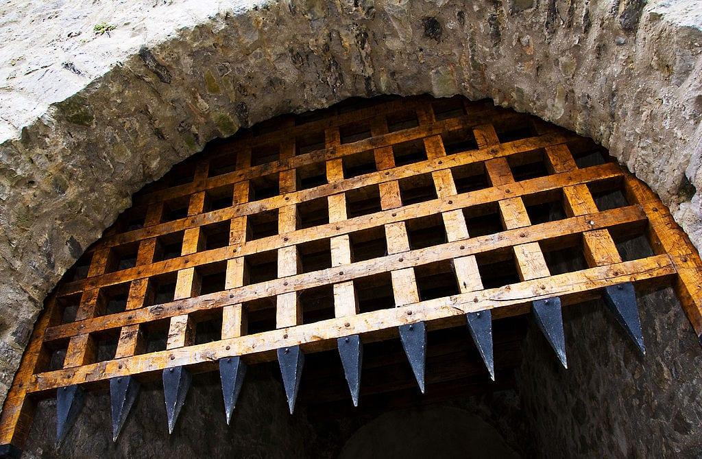 Medieval Portcullis