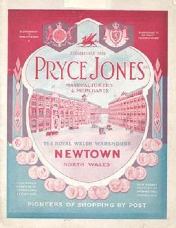 Pryce Jones