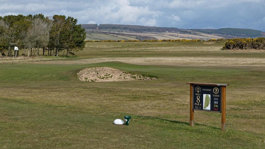 Fortrose & Rosemarkie Golf Course