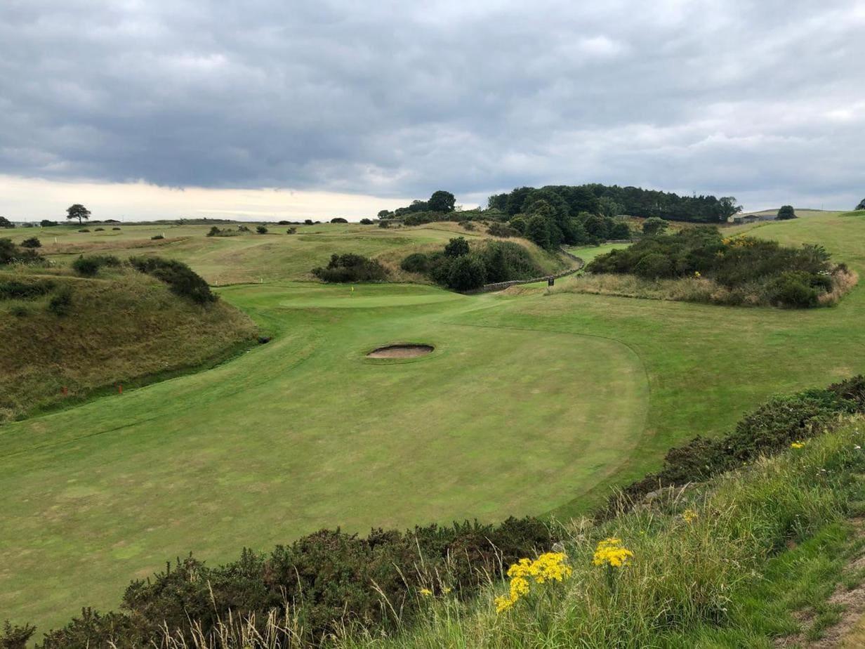 Kinghorn Golf Course