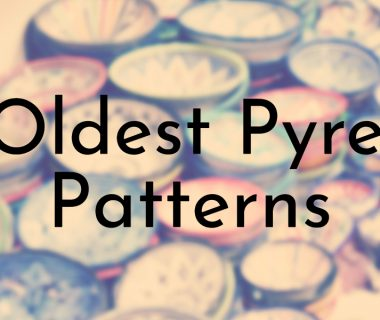 Oldest Pyrex Patterns That Have Brightened Kitchens For Decades
