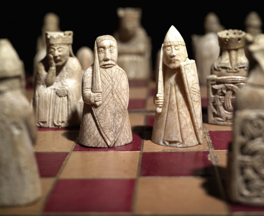 Lewis (Uig) Chessmen