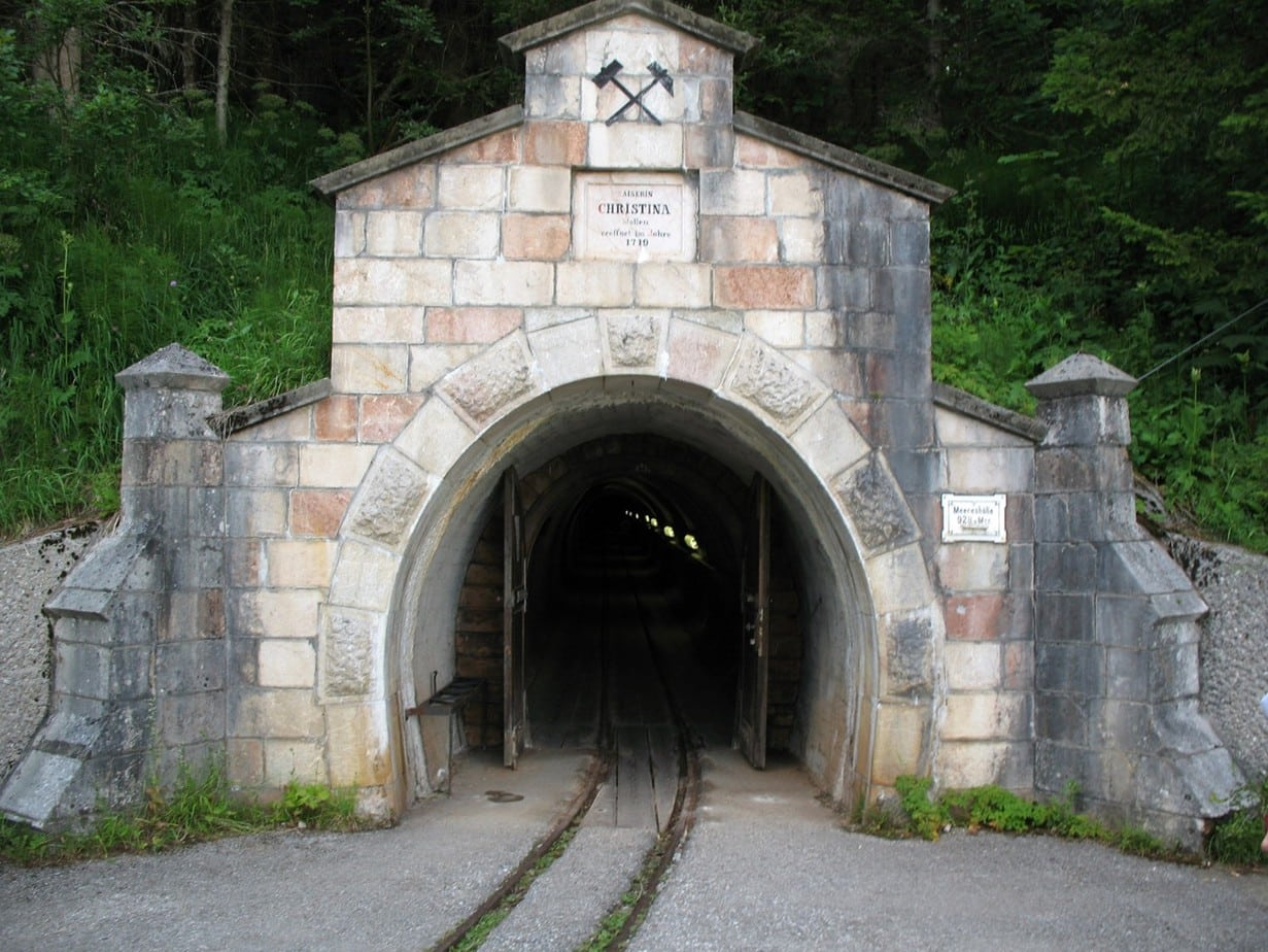 Hallstatt Mines