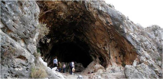 Raqefet Cave