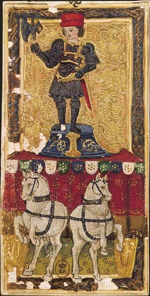 The Charles VI Tarot