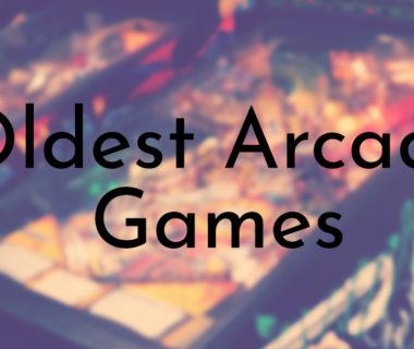Oldest Arcade Games