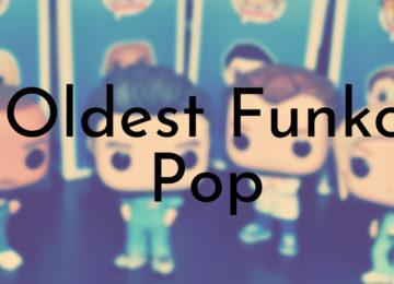 Oldest Funko Pop