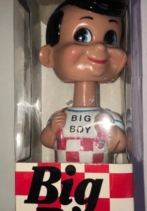 Wacky Wobblers Bob's Big Boy Bobblehead