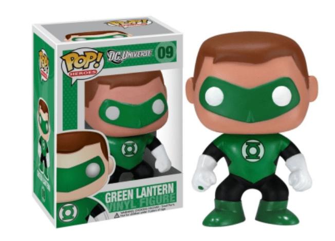 Green Lantern Vinyl Figure