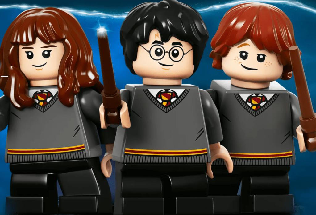 Lego Harry Potter Minifigure