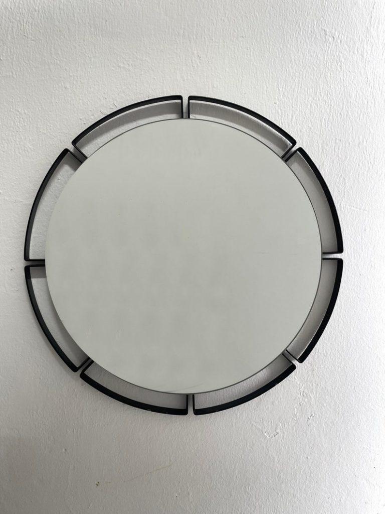 Metal-Framed Circular