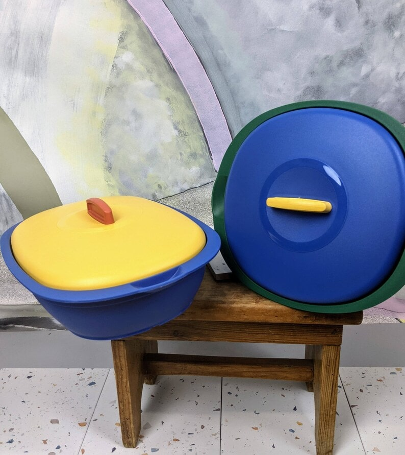1990 00s Tupperware