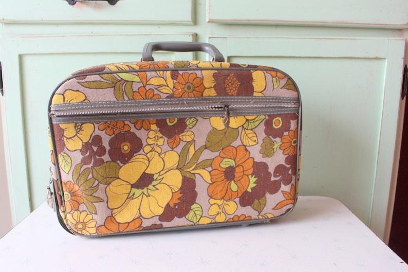 Groovy Floral Bag