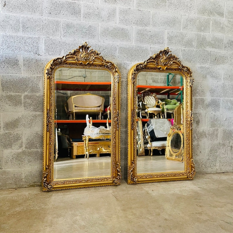Pair of Rococo Stylers