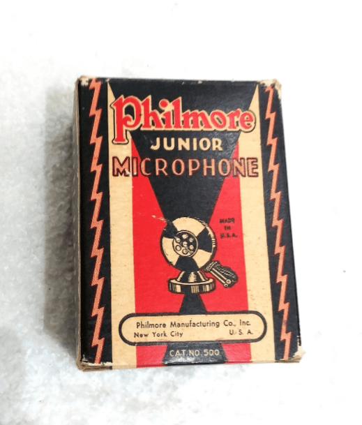 Philmore Junior Microphone