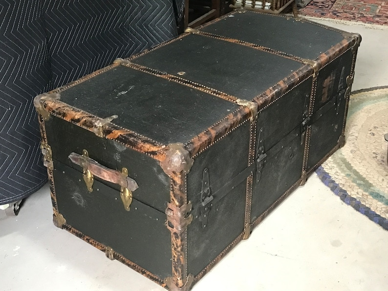 P&S Holds-All Wardrobe Trunk