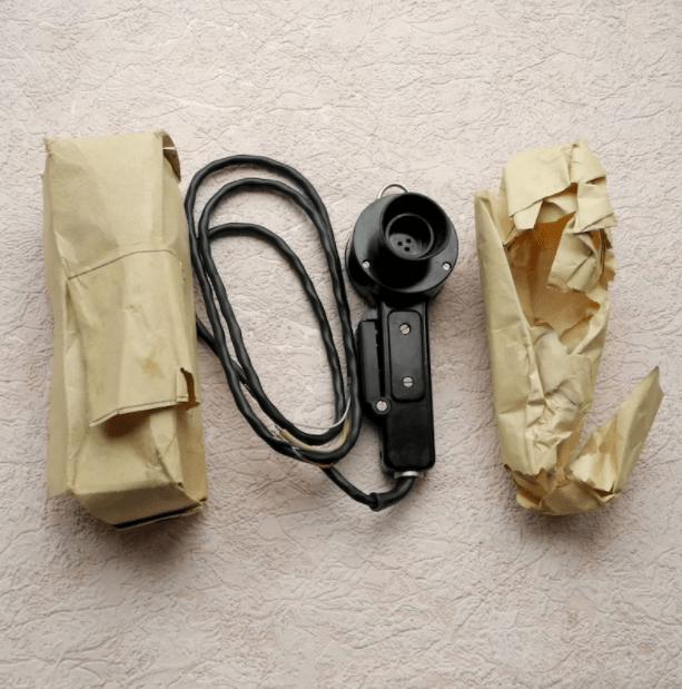 Military microphone MEM-60