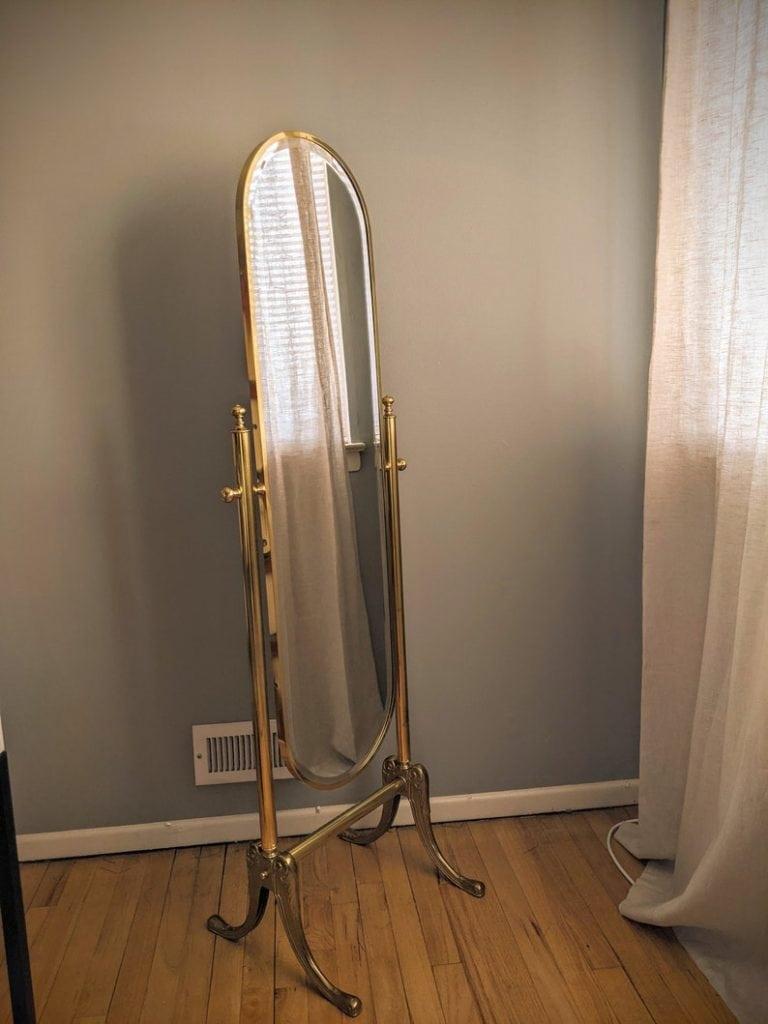 Italian Brass Art Deco