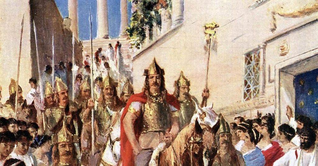 Alaric the Barbarian