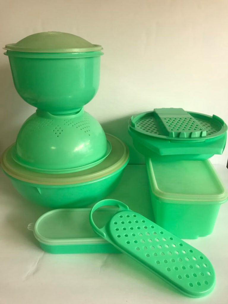 Jadeite Vintage Tupperware