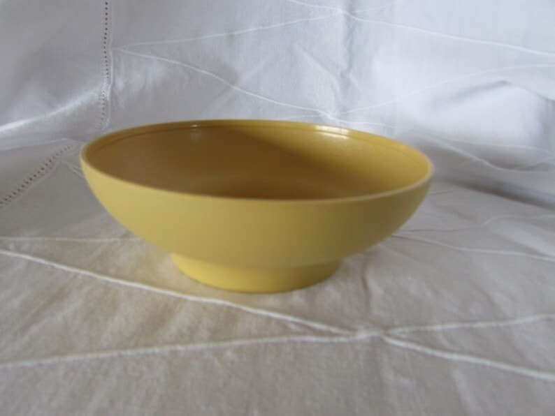 Vintage Tupperware Cereal Bowl