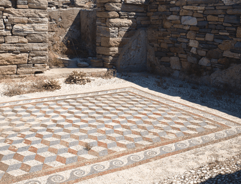 Construction of Ancient Greek Homes