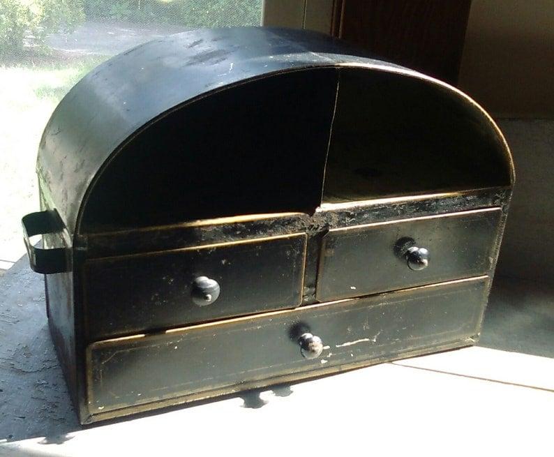 Tin Campaign Desk